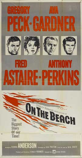 On the Beach - 20 x 40 Movie Poster - Style A