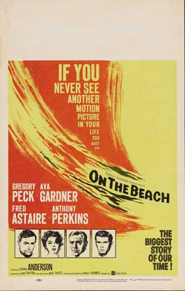 On the Beach - 27 x 40 Movie Poster - Style E
