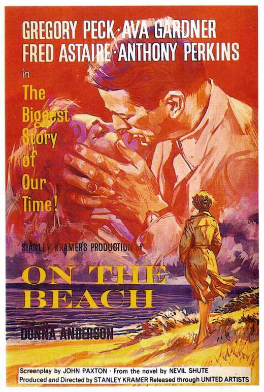On the Beach Movie Posters From Movie Poster Shop