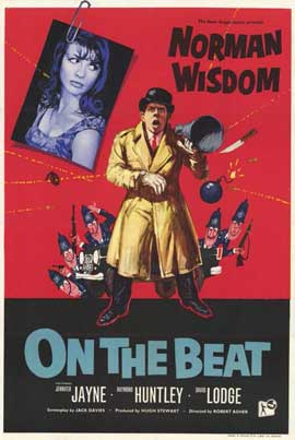 On The Beat - 11 x 17 Movie Poster - Style A