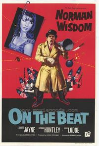 On The Beat - 27 x 40 Movie Poster - Style A