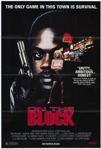 On The Block - 11 x 17 Movie Poster - Style A