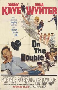On the Double - 11 x 17 Movie Poster - Style A