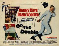 On the Double - 22 x 28 Movie Poster - Half Sheet Style A