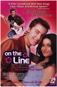 On the Line - 27 x 40 Movie Poster - Style B