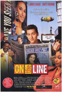 On the Line - 43 x 62 Movie Poster - Bus Shelter Style A