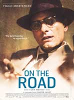 On the Road - 11 x 17 Movie Poster - Style B