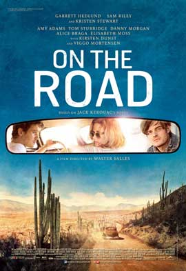 On the Road - 11 x 17 Movie Poster - Style A