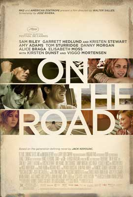 On the Road - 11 x 17 Movie Poster - Style C