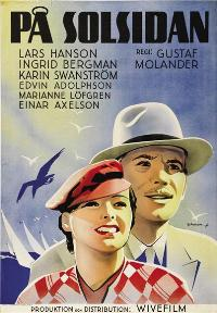 On the Sunny Side - 11 x 17 Movie Poster - Swedish Style A