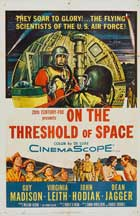 On the Threshold of Space - 11 x 17 Movie Poster - Style A