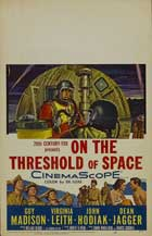 On the Threshold of Space - 11 x 17 Movie Poster - Style B