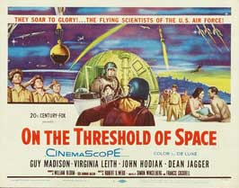 On the Threshold of Space - 11 x 14 Movie Poster - Style A