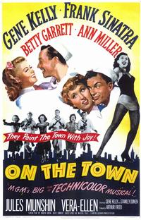 On the Town - 11 x 17 Movie Poster - Style A
