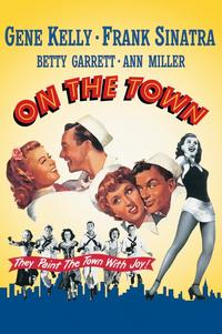 On the Town - 11 x 17 Movie Poster - Style B