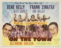 On the Town - 11 x 17 Movie Poster - Style C