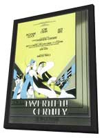 On The Twentieth Century (Broadway) - 11 x 17 Poster - Style A - in Deluxe Wood Frame