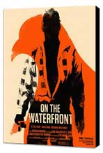 On the Waterfront - 11 x 17 Movie Poster - Style F - Museum Wrapped Canvas