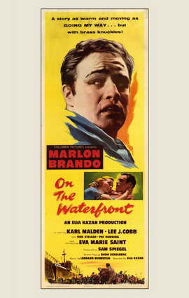 On the Waterfront - 11 x 17 Movie Poster - Style B
