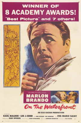 On the Waterfront - 11 x 17 Movie Poster - Style C