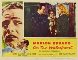 On the Waterfront - 11 x 14 Movie Poster - Style A