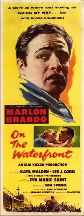 On the Waterfront - 14 x 36 Movie Poster - Insert Style A