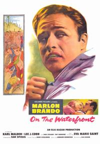 On the Waterfront - 43 x 62 Movie Poster - Bus Shelter Style A