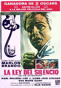 On the Waterfront - 11 x 17 Movie Poster - Spanish Style D