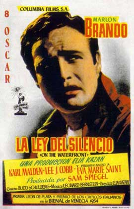 On the Waterfront - 11 x 17 Movie Poster - Spanish Style A