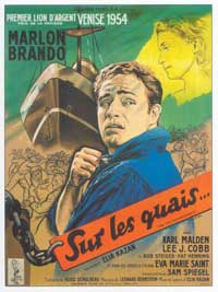 On the Waterfront - 11 x 17 Movie Poster - French Style C