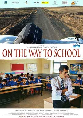 On the Way to School - 11 x 17 Movie Poster - UK Style A