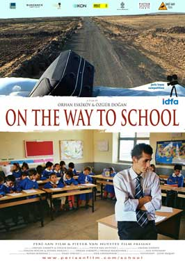 On the Way to School - 43 x 62 Movie Poster - UK Style A