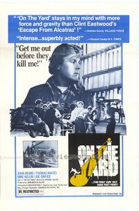 On the Yard - 11 x 17 Movie Poster - Style A