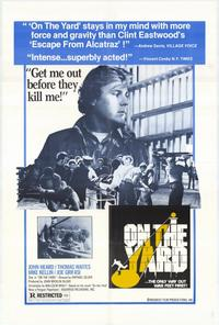 On the Yard - 27 x 40 Movie Poster - Style A