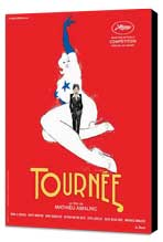 On Tour - 27 x 40 Movie Poster - French Style A - Museum Wrapped Canvas