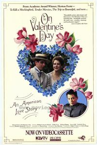 On Valentine's Day - 27 x 40 Movie Poster - Style A