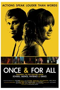 Once & For All - 11 x 17 Movie Poster - Style A