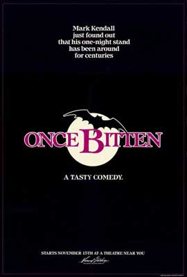 Once Bitten - 11 x 17 Movie Poster - Style B