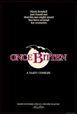 Once Bitten - 27 x 40 Movie Poster - Style B