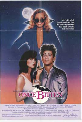 Once Bitten - 27 x 40 Movie Poster - Style A