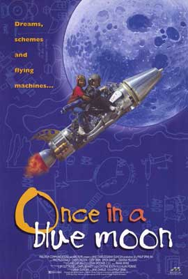 Once in a Blue Moon - 27 x 40 Movie Poster - Style A