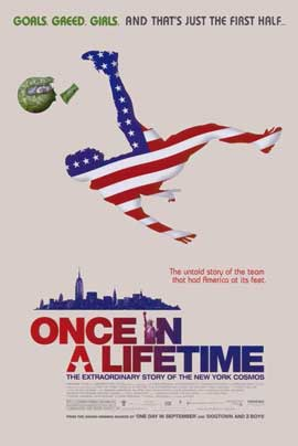 Once in a Lifetime - 11 x 17 Movie Poster - Style A