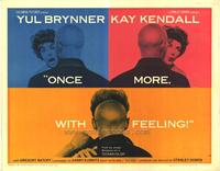 Once More, With Feeling - 22 x 28 Movie Poster - Half Sheet Style A