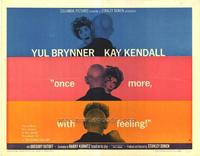 Once More, With Feeling - 22 x 28 Movie Poster - Half Sheet Style B