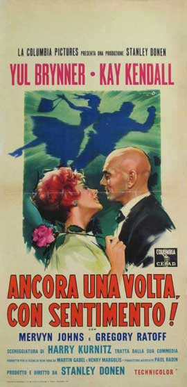 Once More, With Feeling - 13 x 28 Movie Poster - Italian Style A
