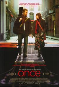 Once - 43 x 62 Movie Poster - Bus Shelter Style A