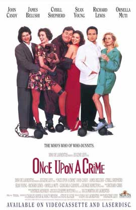 Once Upon a Crime - 11 x 17 Movie Poster - Style A