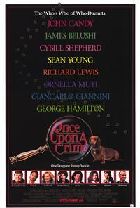 Once Upon a Crime - 11 x 17 Movie Poster - Style B