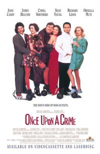 Once Upon a Crime - 43 x 62 Movie Poster - Bus Shelter Style A