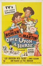 Once Upon a Horse - 27 x 40 Movie Poster - Style A